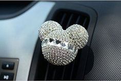 Mickey Mouse Car Air Freshener! Need this immediately!