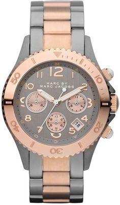 7e2a44960ff MJ Rock Ladies Watch Marc Jacobs Uhr