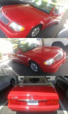 1995 Mercedes-Benz SL600 V12 New Tyres, Just Run, Cars For Sale, Mercedes Benz, Cars For Sell