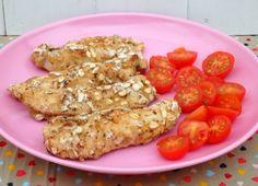 ¡Nuevo post en el blog!Pollo crujiente.HEALTHY. #healthylifestyle #healthfood #comidasana #perderpeso #sepuede