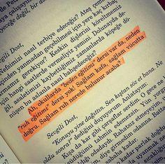 Abdurrahman Ali Ural - Posta Kutusundaki Mızıka Merida, Literature Books, Meaningful Words, Carpe Diem, Book Quotes, Karma, Psychology, Poems, Letters
