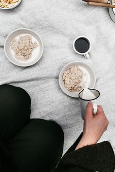 Wholegrain Autumn Oatmeal - Rye London