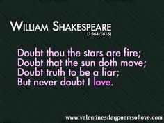 Read the best Valentine's Day Poems on for this Valentine's Day and impress your dear Valentine!