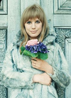 Marianne Faithfull: Style Icon Thursday | Moda and Estilo