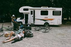 @joeyschusler and @carolynnromaine in Craigieburn New Zealand. #BikeMagPOD by @parisgore.