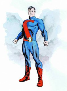 Elseworlds Superman by Mike Mckone