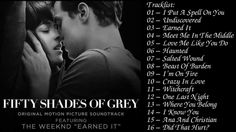 Fifty Shades of Grey (Full Album) (Soundtrack)