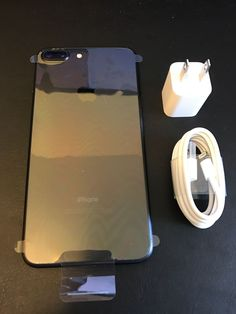 Apple iPhone 7 Plus (Latest Model) 128GB Matte Black (T-Mobile) Mint Clean IMEI