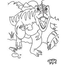 Lets accept it, Dinosaurs are loved by every kid! If your kid have colorful imaginations and love Dinosaurs, Check free printable Dinosaur coloring pages Dinosaur Coloring Pages, Coloring Book Pages, Printable Coloring Pages, Coloring Pages For Kids, Coloring Sheets, Hobbies And Crafts, Fun Crafts, Dinosaur Activities, Dinosaur Birthday Party