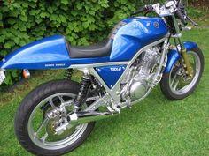 Image Sr500, Asian Market, Café Racers, Street Bikes, Shape Design, Bikers, Cars And Motorcycles, Yamaha, Dessert