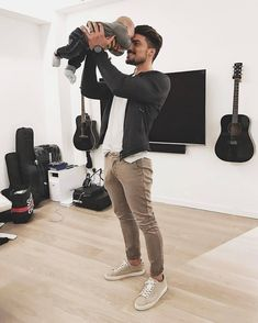 "8,453 Likes, 22 Comments - StreetStyle Gents™ (@streetstylegents) on Instagram: ""Family Goals ❤ Would you love to have a life like this? Style by: @marianodivaio Whatcha say or…"""