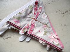 Personalised Hand Embroidered Dragonfly Themed by DandyLane, £91.00