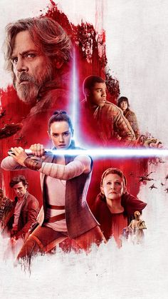 "Wallpaper for ""Star Wars: The Last Jedi"" (2017)"
