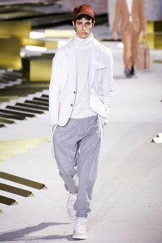 Ermenegildo Zegna Fashion Show by A. Sartori - Milan