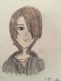 Best drawing so far of Matt