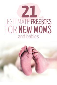 Babies are expensive! These legitimate freebies for moms and new babies will help you save money during your pregnancy or postpartum. Get these freebies by mail - no need to even leave the house!