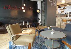 theresa - grill * restaurant * bar. Great Munich restaurant!