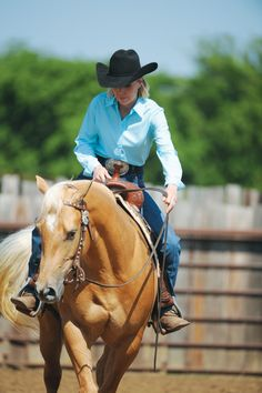 Is this you--trying to lean and drag your horse onto the correct lead? If so, you've probably discovered it doesn't work, at least not consistently--and certainly not...