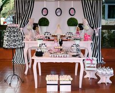 Barbie Party Inspiration