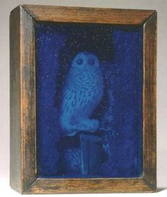joseph cornell - Lighted Owl