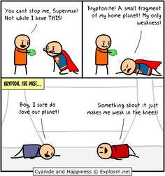 Life on Krypton