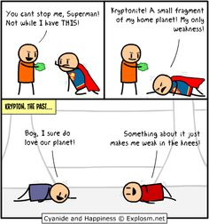 Life on Krypton