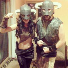 Skyrim costumes,  cosplay.