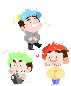 Playing Games | by scribble-naut | Markiplier Jacksepticeye Ethan from CrankGameplays
