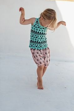 Picnik Barcelona - Spring/summer 2014 kids fashion collection | KID