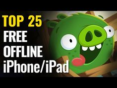 Top 25 FREE OFFLINE iPhone & iPad Games  | No internet required - http://freetoplaymmorpgs.com/ios-gaming/top-25-free-offline-iphone-ipad-games-no-internet-required
