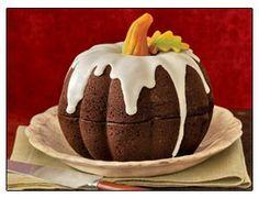 Torta Calabaza de Mazapan muy facil