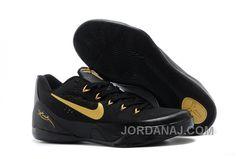 hot sale online 22386 023ac Buy Nike Kobe 9 Low EM Black Gold Mens Basketball Shoes Super Deals from  Reliable Nike Kobe 9 Low EM Black Gold Mens Basketball Shoes Super Deals  suppliers.