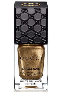Iconic Gold Exclusive: First Look at the Full Gucci Nail Polish Line