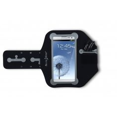 In the gym, on your run, or anywhere you go to work out, with the Nite Ize Action Armband, you'll have convenient, hands-free access to your smart phone's training apps, stopwatch, maps, and music.  www.capeunionmart.co.za