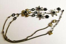 KONPLOTT  Halskette Blüten Kette Collier Blume LUXUS  elegant Selten Pandora Charms, Charmed, Elegant, Bracelets, Ebay, Jewelry, Necklaces, Neck Chain, Luxury