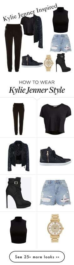 """""""Kylie Jenner Inspired"""" by sabrinachantel on Polyvore"""