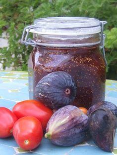 Fig Tomato & Caramelised Onion Jam from o cozinheiro este algarve
