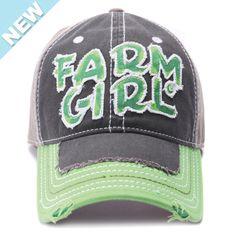Farm Girl Hat - Miranda Lambert Hat!