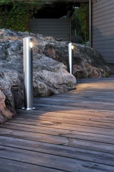 We offer high quality stainless steel, marine graded and aluminium alloy LED bollard lights for unbeatable price for value. As our bollard lights are compatible with LED lights they will save you up to more energy than standard halogen bollards. Outdoor Post Lights, Outdoor Lighting, Led Light Store, High Power Led, Summer Cabins, Bollard Lighting, Exterior Lighting, Coastal Style, Aluminium