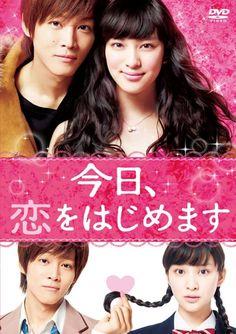Kyô, Koi O Hajimemasu / Love For Beginners / 2012 / Japonya / Online Film İzle - Yeppudaa