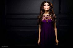 Embroidered Luxury and Royal Embroidered Dress by Mina Hasan - FASHIONPAB | FASHIONPAB