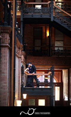 The Furious Photographers' shot from one of my favorite DTLA buildings, The Bradbury Building