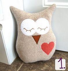 #owl #pillow