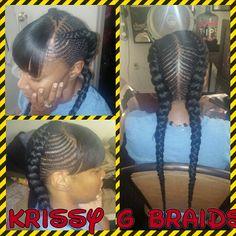 Allen iverson braids for women