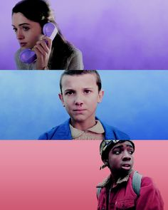 """❊◮Tv show Stranger Things❊◮""""Joyce, this is Hawkins, okay? You wanna know the worst thing that's ever happened here in the four years I've been working here? Do you wanna know the worst thing? It was when an owl attacked Eleanor Gillespie's head because it thought that her hair was a nest."""""""