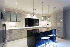 Caesarstone Quartz and Concetto Gallery Jet, Zara, Design Ideas, Bathroom, Gallery, Kitchen, Inspiration, Black, Home Decor