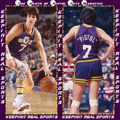 """The Death of Pistol Pete Maravich January 5, 1988 - Peter """"Pistol Pete"""" Press Maravich was an American professional basketball player. Born and raised in Beaver County, Pennsylvania, Maravich starred in college at Louisiana State University (LSU) and played for three NBA teams until injuries forced his retirement in 1980. Maravich dies of a heart attack while playing in a pickup three-on-three game in a California gym. He is 40 years old."""