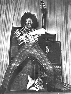 Oh...move over Rover...and let Jimi take over!