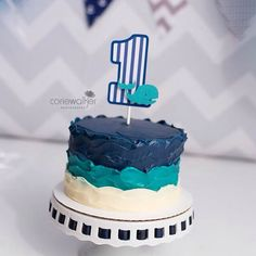 Whale cake topper whale smash cake topper by SprinkledCelebration