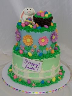 Gorgeous Easter  Cake